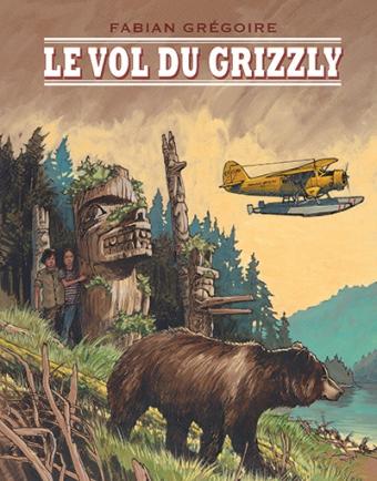 Le vol du grizzly