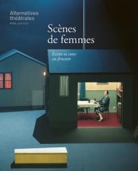 Alternatives théâtrales - 129  - juillet 2016  - Scènes de femmes