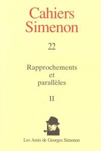 Georges Simenon et Stanislas-André Steeman