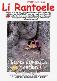 Li Rantoele - L° 82  - Bons condjîs dabôrd ! Esté 2017