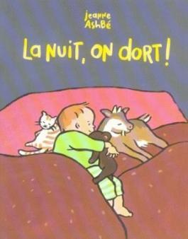 La nuit, on dort !