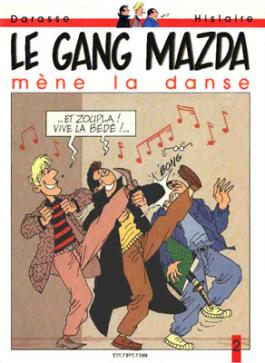 Le gang Mazda mène la danse
