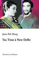 Tea time à New Delhi