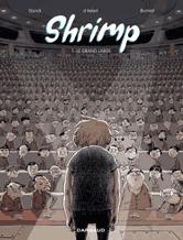 Shrimp : Le grand large (tome 1)