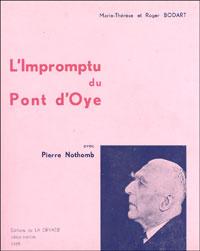 L'impromptu du Pont d'Oye