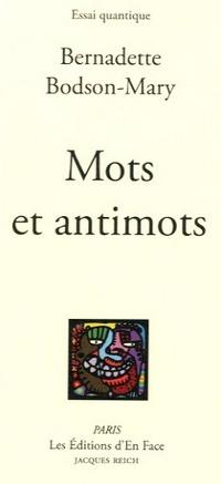 Mots et antimots