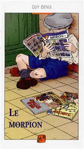 Le morpion (micro-roman)