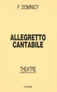 Allegretto cantabile