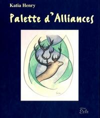 Palette d'alliances