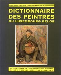 Dictionnaire des peintres du Luxembourg belge