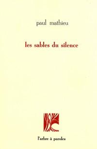 Les sables du silence