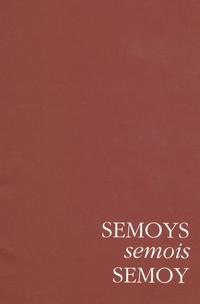Semoys Semois Semoy