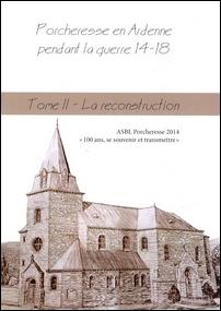 Porcheresse en Ardenne pendant la guerre 14-18 (Tome II)