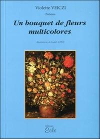 Un bouquet de fleurs multicolores