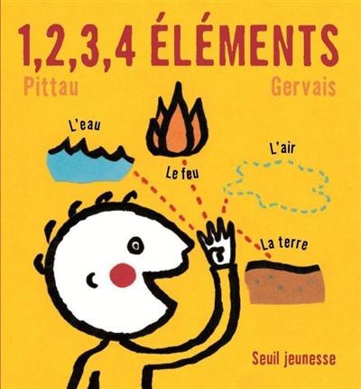 1, 2, 3, 4 éléments