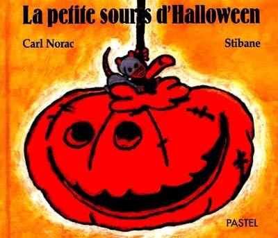La petite souris d'Halloween