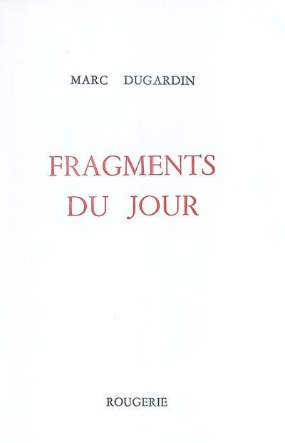 Fragments du jour
