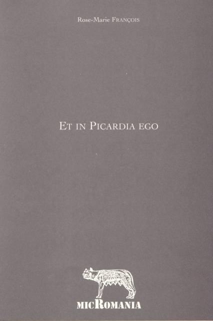Et in Picardia ego