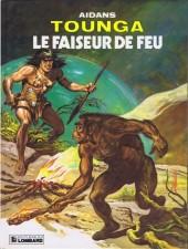 Tounga : Le faiseur de feu (tome 12)