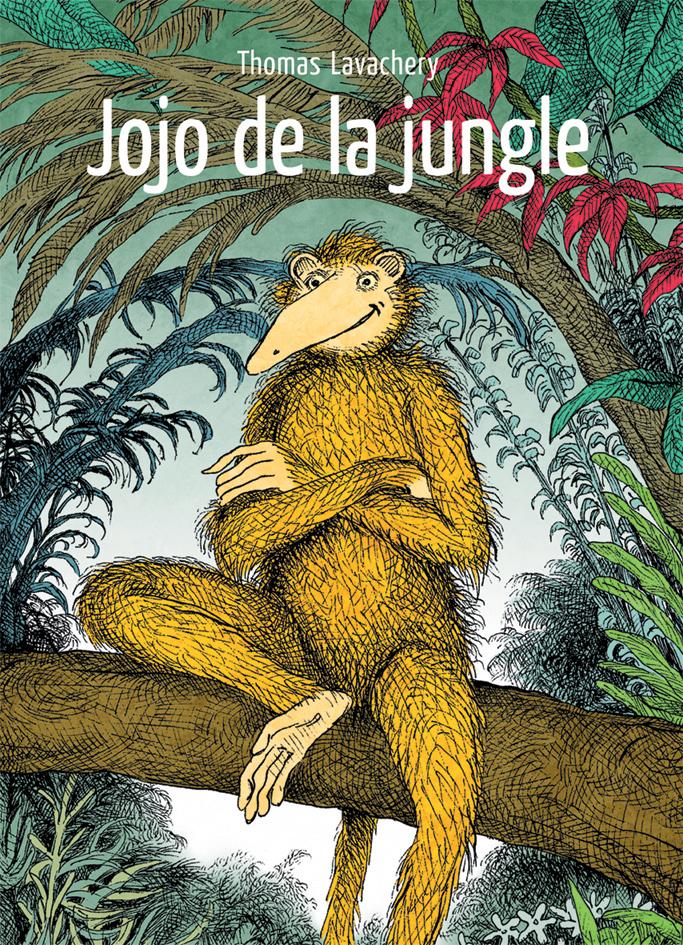 Jojo de la jungle