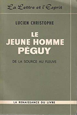 Le jeune homme Péguy