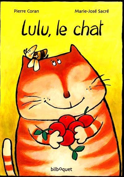 Lulu, le chat