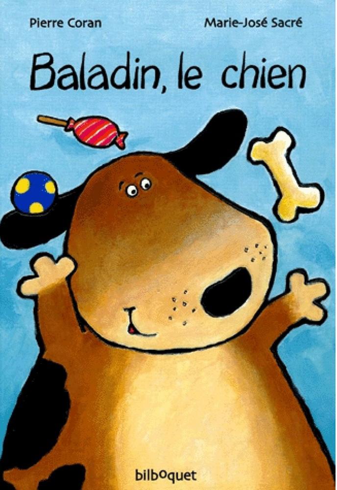 Baladin, le chien