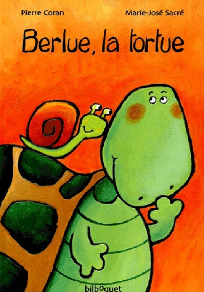 Berlue, la tortue