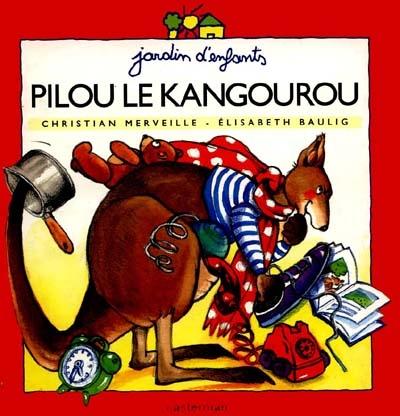Pilou le kangourou