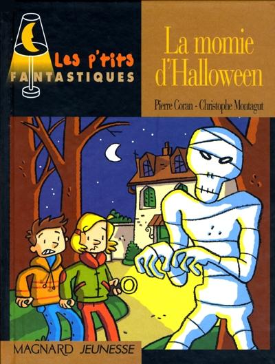 La momie d'Halloween