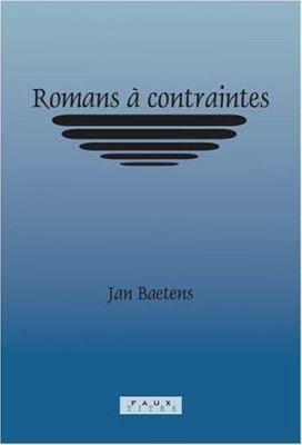 Romans à contraintes