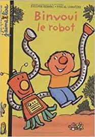 Binoui le robot