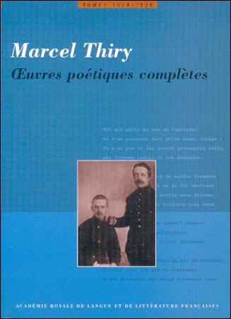 Œuvres poétiques complètes : Tome 1 (1924-1938)