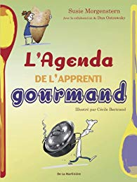 L'agenda de l'apprenti gourmand