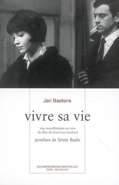 Vivre sa vie : une novélisation en vers du film de Jean-Luc Godard