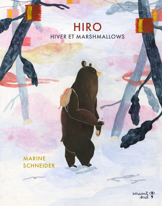 Hiro, Hiver et Marshmallows