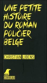 Une petite histoire du roman policier belge