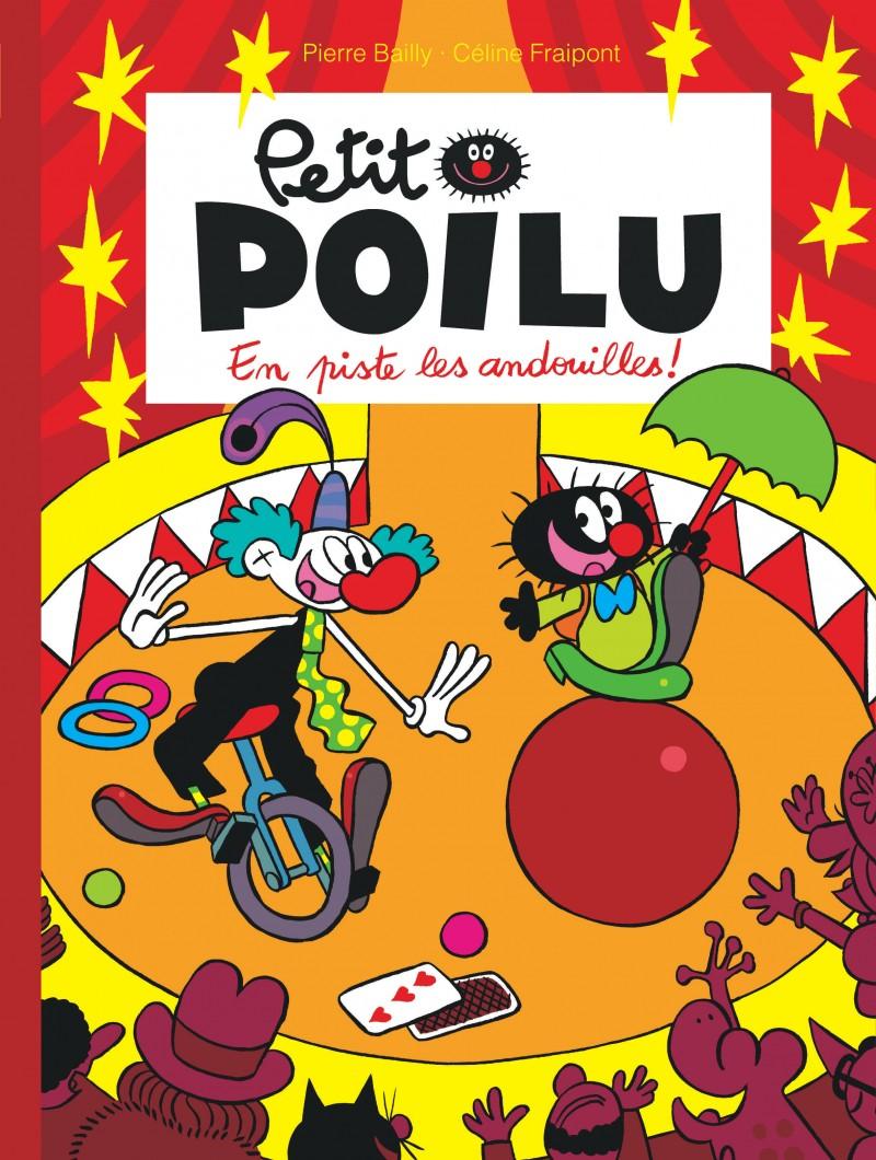 Petit Poilu : En piste les andouilles ! (tome 14)