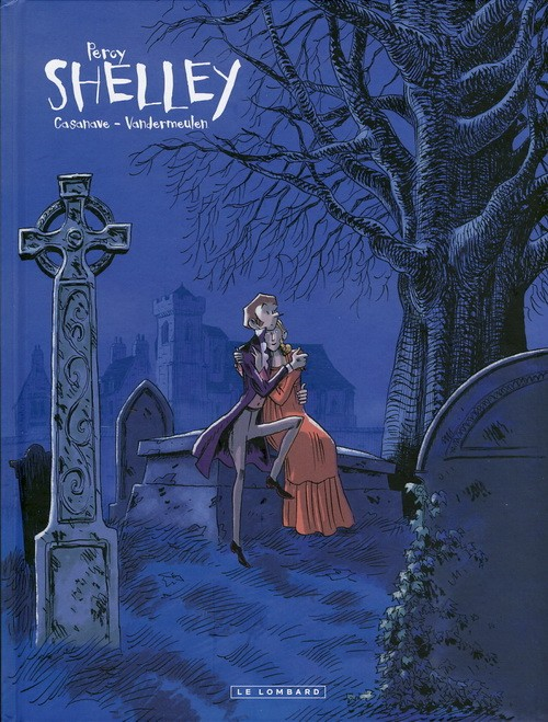 Shelley : Percy (tome 1)