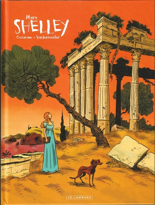 Shelley : Mary (tome 2)