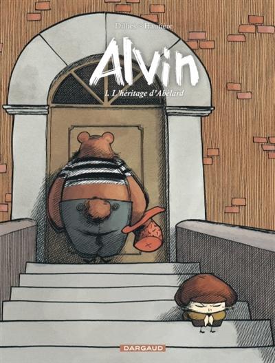 Alvin : L'héritage d'Abélard (tome 1)