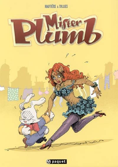 Carotte boogie : la première aventure de Mister Plumb