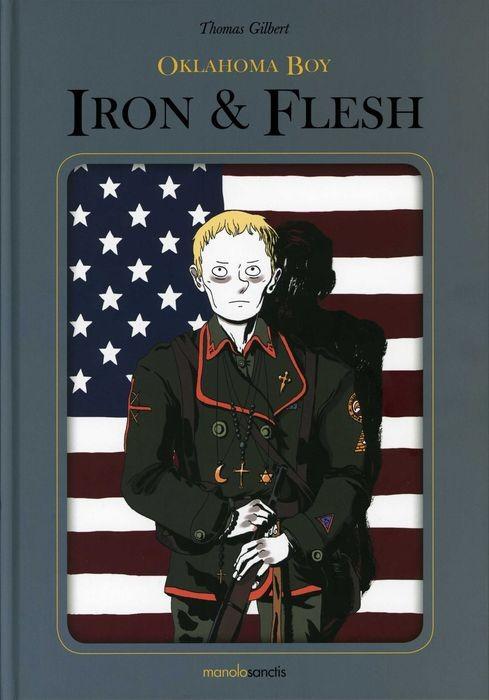 Oklahoma Boy  : Iron & Flesh (tome 2)