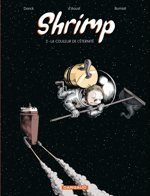 Shrimp : La couleur de l'étérnité (tome 2)