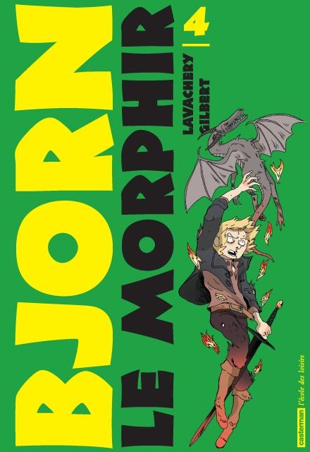 Bjorn le Morphir : La reine bleue (tome 4)