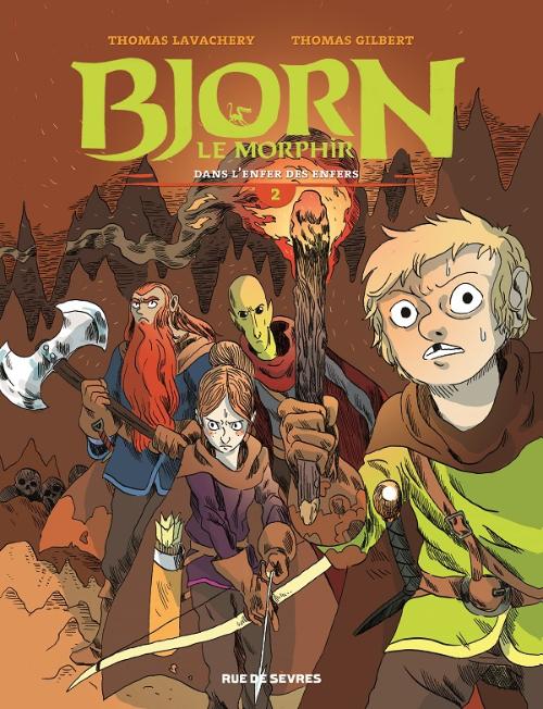 Bjorn le Morphir : Dans l'enfer des enfers (tome 2)
