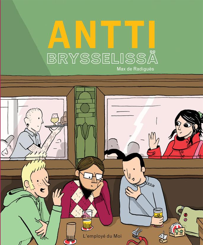 Antti Brysselissa
