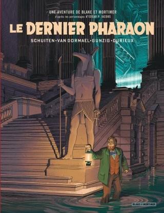 Une aventure de Blake et Mortimer : Le dernier pharaon