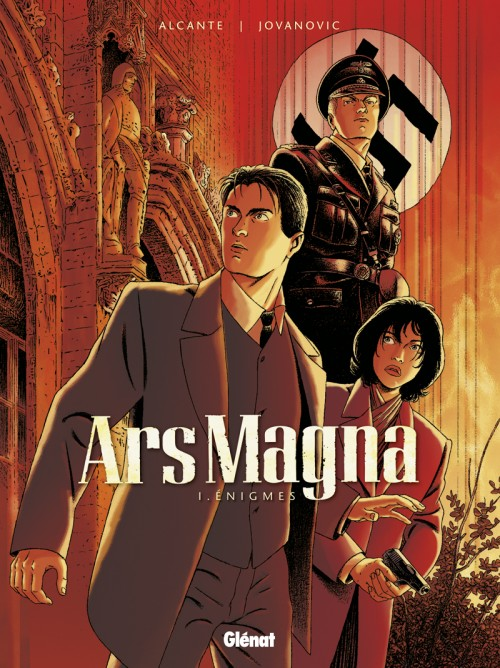 Ars Magna (tome 1) : Énigmes
