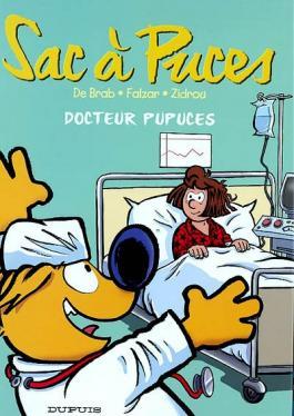 Sac à puces Vol 4. Docteur Pupuces